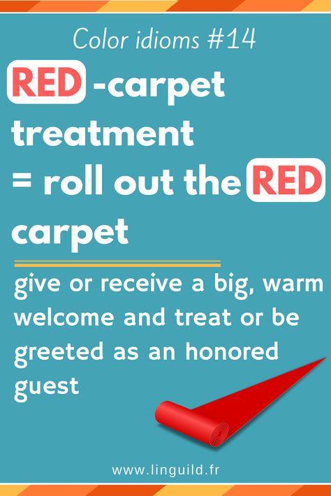 The Blue Carpet Treatment