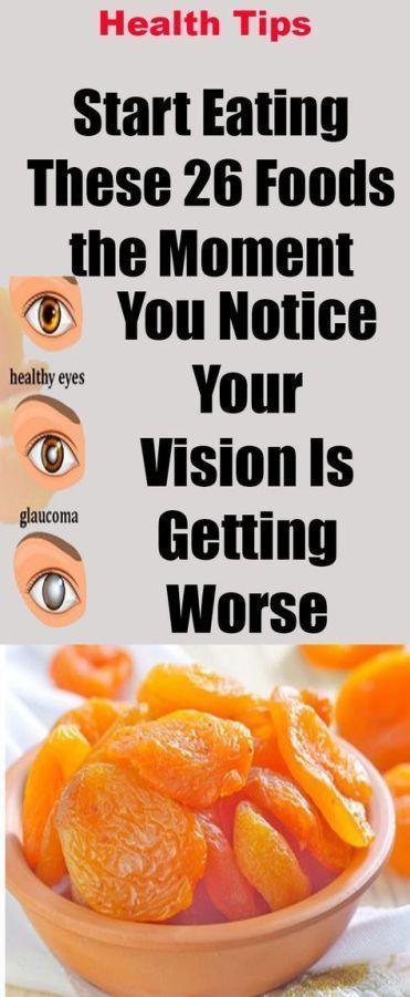 start eating these 26 foods the moment you notice your vision is getting worse pinterest food health magazine and remedies