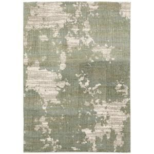 Home Decorators Collection Samara Green 5 Ft X 7 Ft Abstract Shag Area Rug 564170 The Home Depot Shag Area Rug Home Decorators Collection Colorful Rugs