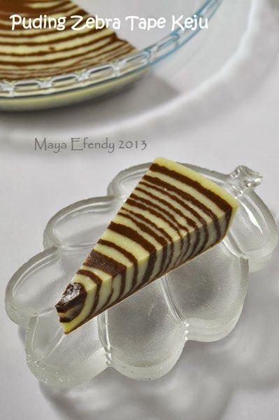 Pudding Zebra Tape Keju Buka Facebook Langsung Ada Postingannya Mbak Citra Ummu Fatima Pudding Zebra Kentang Keju Yang Lum Makanan Dan Minuman Resep Makanan
