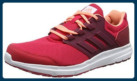 adidas Damen Galaxy 4 Laufschuhe, Rot (Energy Pink ...