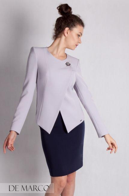 b8658acac87530 Eleganckie kostiumy, garsonki i garnitury damskie od projektanta.  #fashiondesign #mumubags #fashionpost #demarco #bags #europe #warsaw  #elegant #beautiful ...