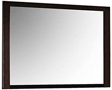 Two Tone New Classic Furniture Bishop Bedroom Mirror