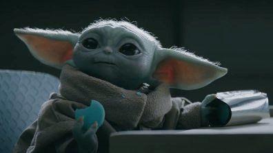 Pin En Baby Yoda