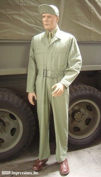 Army Airforce coveralls