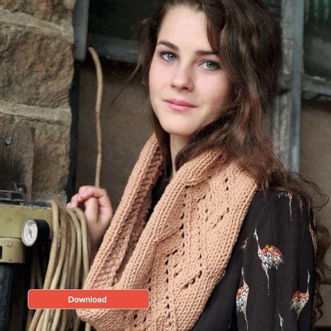 Free Rowan Cowl Pattern Crocheting And Knitting Pinterest