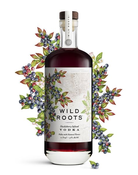 huckleberry | Wild Roots