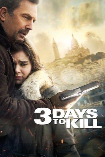 3 Days To Kill P E L I C U L A Completa 2014 Gratis En Espanol Latino Hd 3daystokill Completa Peliculacompleta 3 Days To Kill Kevin Costner New Poster