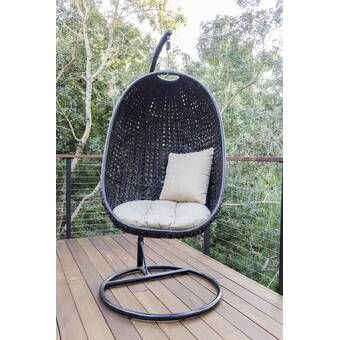 Swing Chair With Stand Basket Chair Hanging Chair Egg Swing Chair