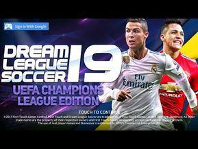 Dream League Soccer 2019 Offline For Android Mod Apk Data Youtube Uefa Champions League Champions League Champions Leauge