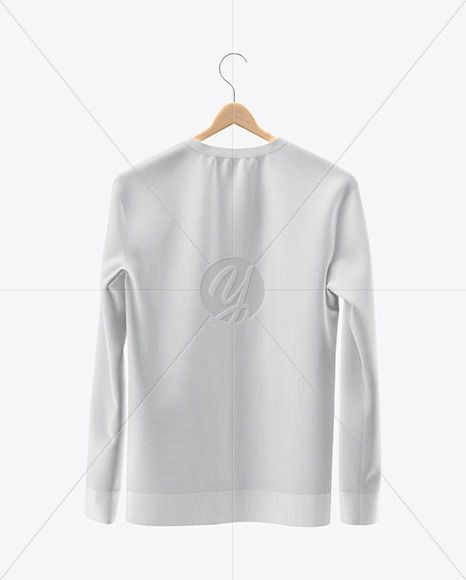 Download Sweatshirt On Hanger Mockup Back View In Apparel Mockups On Yellow Images Object Mockups Clothing Mockup Mockup Free Psd Mockup Design