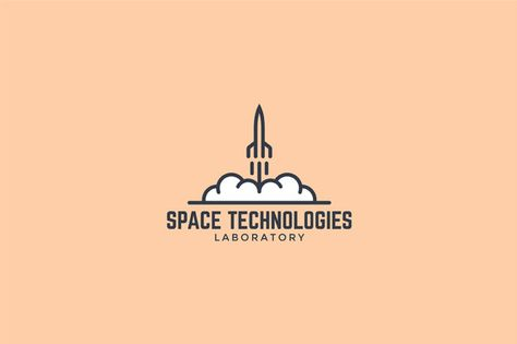 Space Technologies Logo Template @creativework247 Templates - interior design contract template