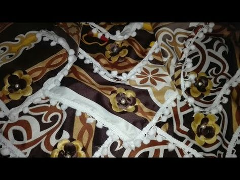 زينه رمضان عمل قدره الفول رووووعه مش هتصدقي من اي Youtube Decorative Tray Diy Decor
