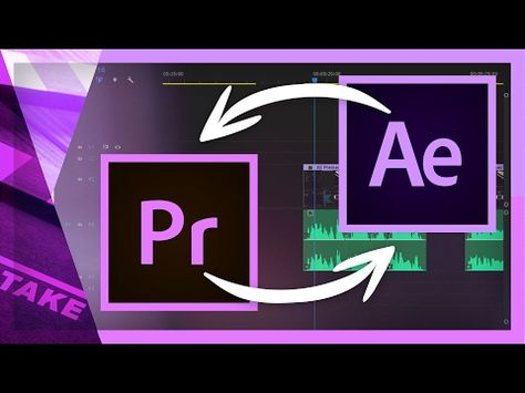 Adobe Premiere Pro And After Effects Workflow Dynamic Link