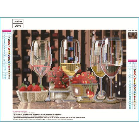 vmree DIY 5D Diamond Picture Rhinestone Embroidery Painting Crystals Pasted Handcraft Cross Stitch Handiwork Kits Visual Arts for Home Decor Tartaros Fantasy, 30x40cm