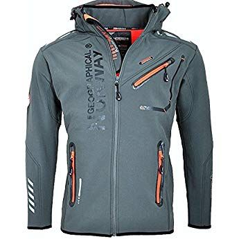 Geographical Norway Softshell Giacca Uomo Softshell Giacca