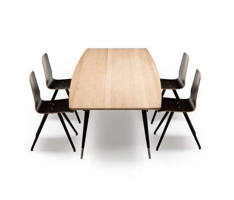 maruni roundish dining table, medium  CITE moulton Pinterest - designermobel dekoration lenny kravitz
