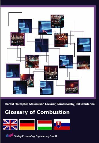 Glossary Of Combustion English German Hungarian Slovak Edition Pdf