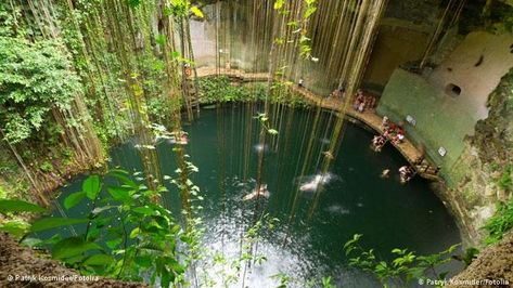 Nine of nature?s most beautiful places to take a swim