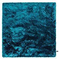 Benuta Shaggy Hochflor Teppich Whisper Quadratisch Turkis 150x150 Cm Langflor Teppich Fur Schlafzimmer Und Wohnzimm Langflor Teppich Hochflor Teppich Teppich