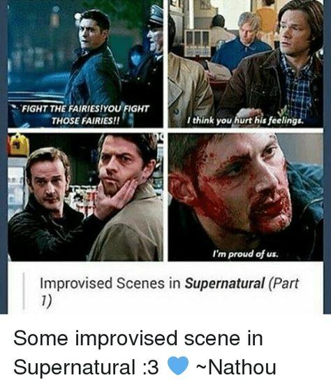 Supernatural Memes - 014