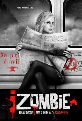 Izombie Season 5 Trailer Clip Images And Poster Izombie Izombie Tv Series Free Tv Shows