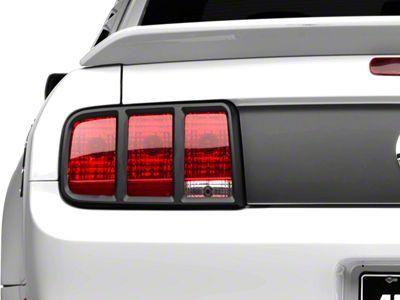 Mmd Mustang Tail Light Trim Matte Black 71321 99 05 09 All Ford Trucks Diesel Trucks Truck Accessories Ford
