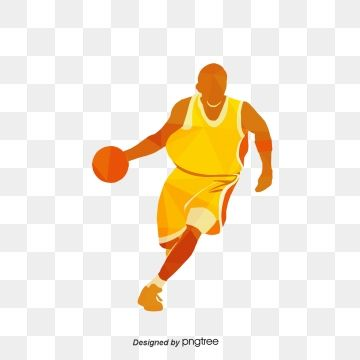 The Image Of Creative Athletes Playing Basketball Sports Silhouette Cartoon Png Transparent Clipart Image And Psd File For Free Download