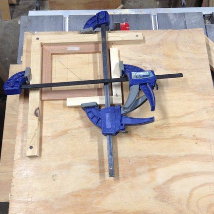 788-Shopmade Framing Clamp | Fun Woodworking Projects | Pinterest ...
