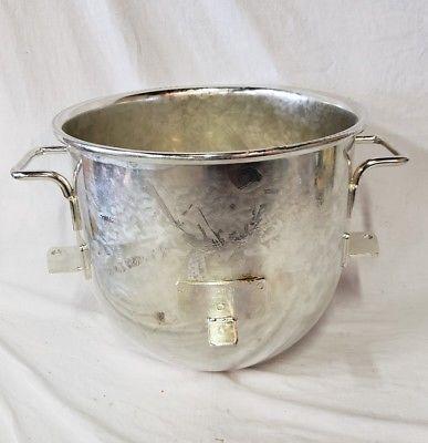 BOWL-TINH30 Tin Bowl Hobart 00-275684 30 QT VMLH30 NEW IN BOX