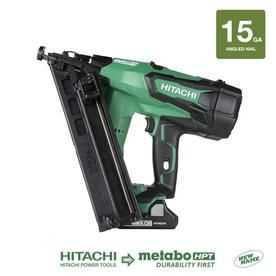 Hitachi 2 5 In 15 Gauge Finish Nailer Nt1865dma In 2020 Finish Nailer It Is Finished Gauges