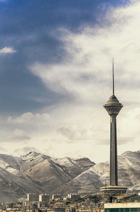 North Tehran ❤ Reiseausrüstung mit Charakter gibt's auf vamadu.de