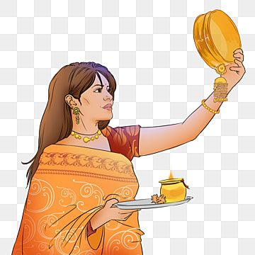 Karwa Chauth Kartika Traditional Indian Festival Karwa Chauth Kartika India Png Transparent Clipart Image And Psd File For Free Download In 2020 Indian Festivals Blue Poster Clipart Images