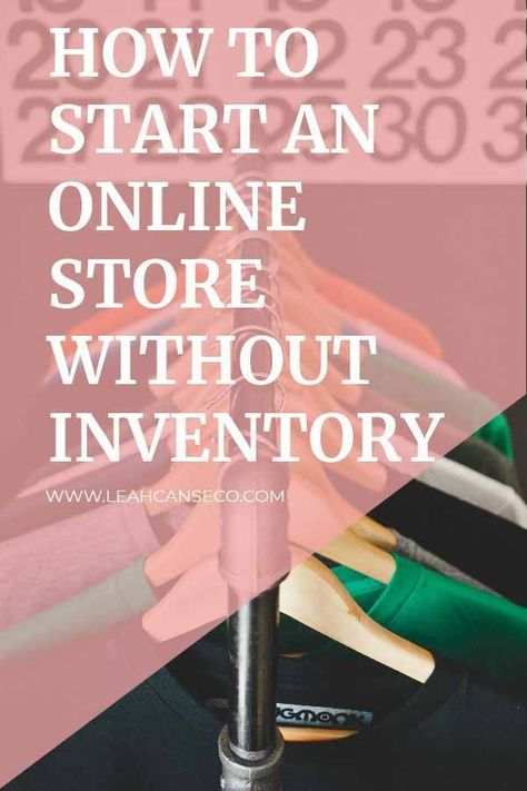 How to start an online store without inventory | Design Your Life