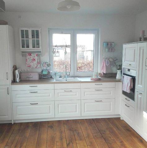 Entdeckt die schönsten Inspirationen und Ideen weißer Küchen mit - küchen für kleine räume