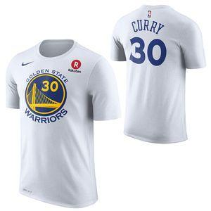 Basketball Men T-shirt Stephen Curry #30 Player Golden State Warriors NBA