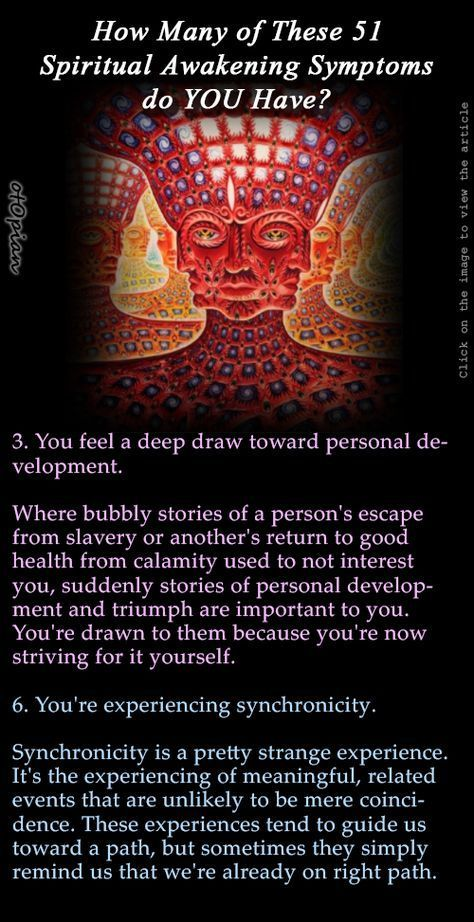 9 Indications You're Experiencing A Spiritual Awakening