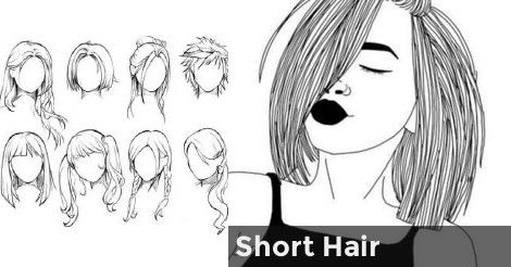 Which Hairstyle Fits You Most Hair Quizzes Hair Quiz Interesting Quizzes