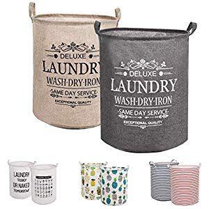 Wäschesammler faltbar Wäschesack Wäschekorb