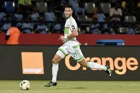 Ramy Bensebaini - Argelia