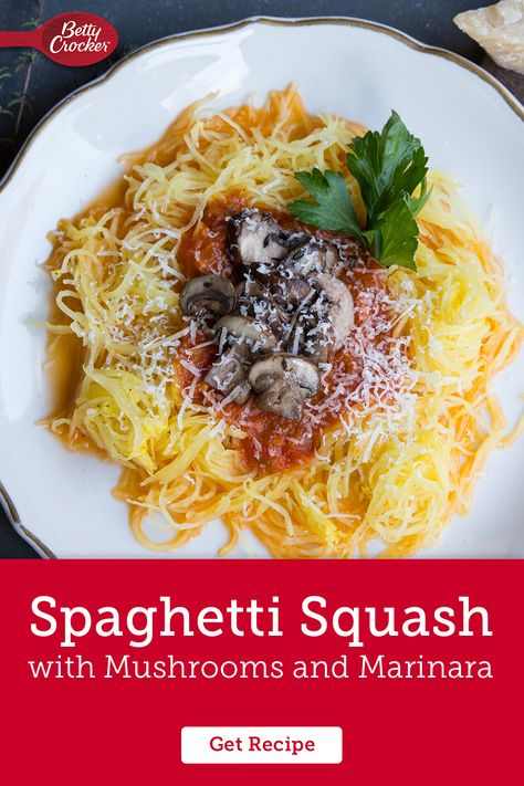 If you've ever wondered how to cook spaghetti squash, wonder no more! We'll take you through this delicious spaghetti squash recipe from the first step to the last.