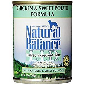 12 Pack 13 Ounce Chicken Sweet Potato Formula Canned Dog Food Canned Dog Food Dog Food Recipes Wet Dog Food