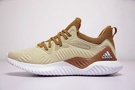 watch ef81f 282a3 Adidas Alphabounce Beyond Cp8886 Peach Rose shoe knit Shoe