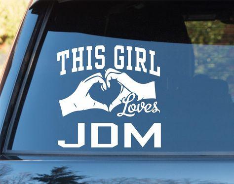 Go Hard Or Go Home Windscreen Sticker Euro Dub JDM Drift Funny Car Decal