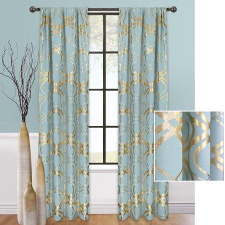 Home Panel Curtains Gold White Curtains Curtains