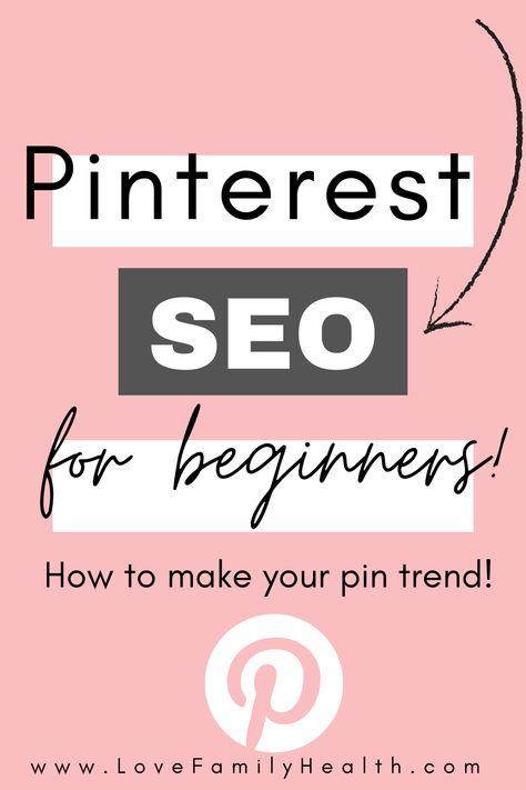 Pinterest Marketing Strategy. Pinterest SEO made simple!