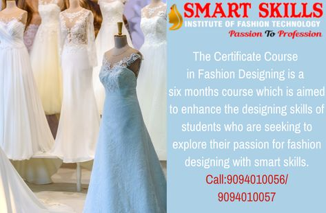 The Certificate Course In Fashion Designing Is A Six Months Course Which Is Aimed To Enhance The Designing Skills Of St Fashion Design Diploma In Fashion Designing How To Make Shorts