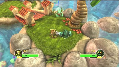 Skylanders Spyro's Adventure Leviathan Lagoon [Part 07] #skylanders #doomsharks