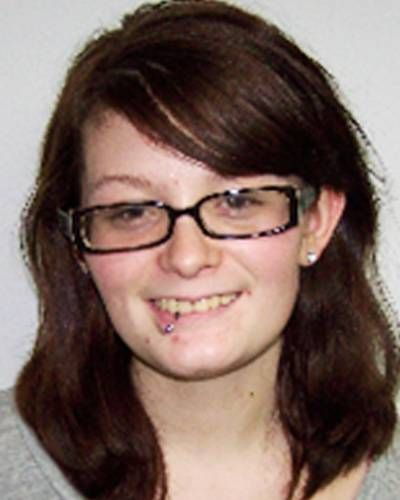"""ENDANGERED RUNAWAY  posted 021412    ALLISON LOCKHART  DOB: Apr 15, 1995  Missing: Jan 30, 2012  Height: 5'3"""" (160cm)  Eyes: Brown   Race: White  Age Now: 16  Sex: Female  Weight: 140lbs (64kg)  Hair: Brown  Missing From:  FAYETTEVILLE  AR  United States  Allison may be in the company of a juvenile male. They may travel to Missouri. Allison's ears and lip are pierced.  ANYONE HAVING INFORMATION SHOULD CONTACT  National Center for Missing & Exploited Children  1-800-843-5678 (1-800-THE-LOST)  Washington County Sheriff's Office (Arkansas) 1-479-444-5704"""
