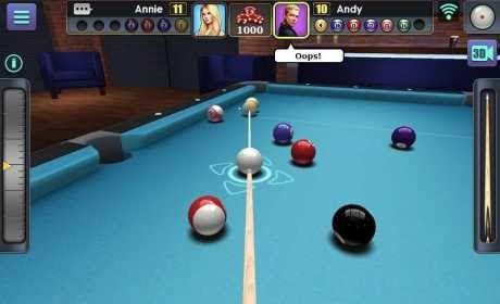 3d Pool Ball 2 1 1 2 Apk Mod Unlocked For Android Online 3d Pool Ball Is A Sports Game For Android Download Last Version Of 3d Pool Ball Apk Mod U Hiburan